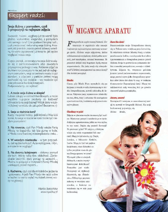 Magazyn Wesele // nr 3 2013