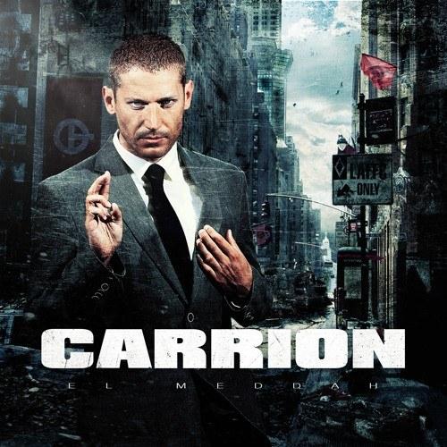 """Zdjęcie na okładkę + wnętrze płyty El Meddach"""" grupy Carrion """" // 2010"""