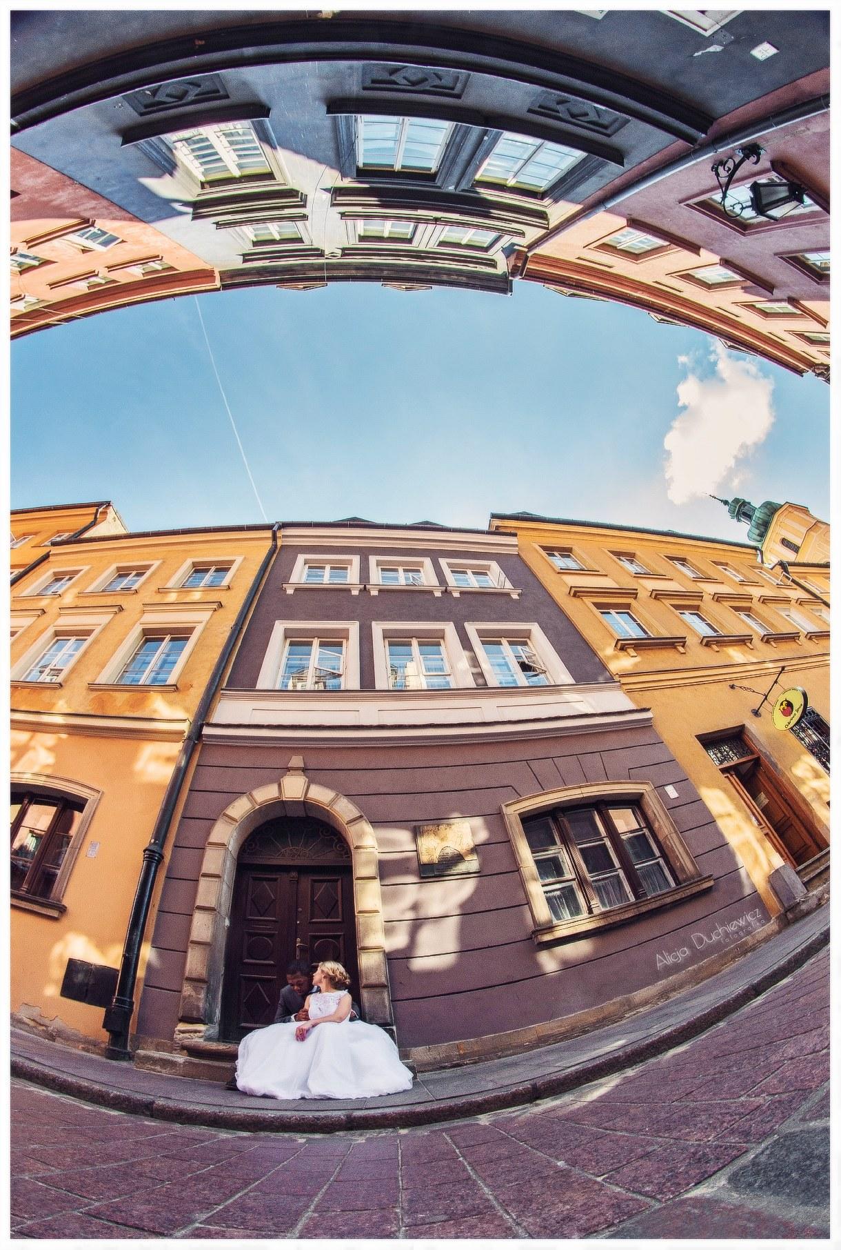 Justyna & Chris // Sesja plenerowa ślubna