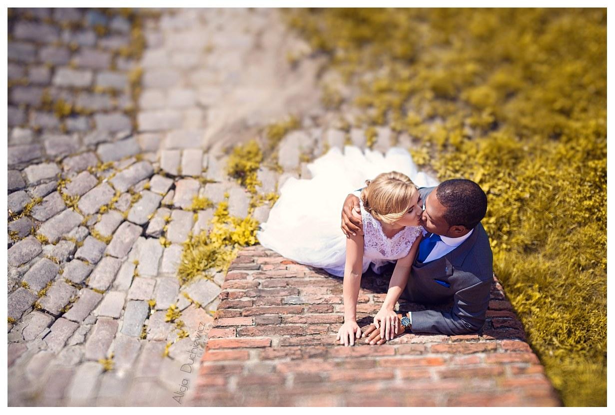 najlepszy plener ślubny