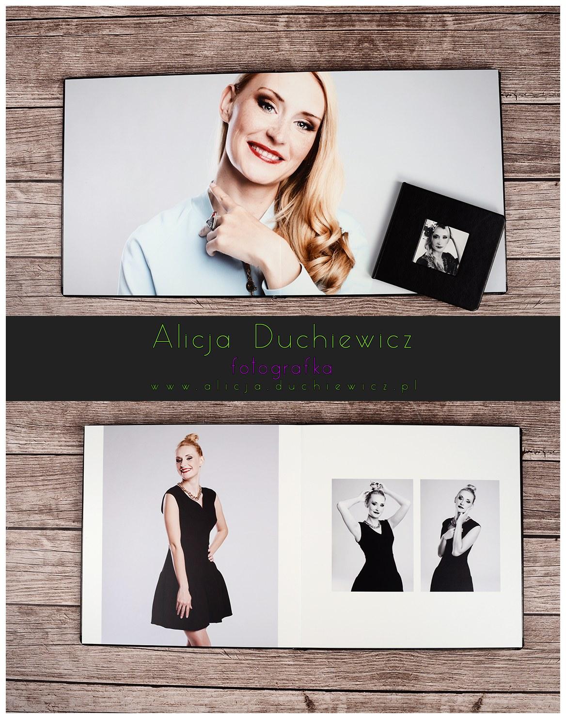 fotoksiążka Alicja Duchiewicz