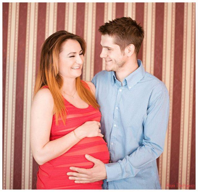 sesja w ciąży Bielsko Biała
