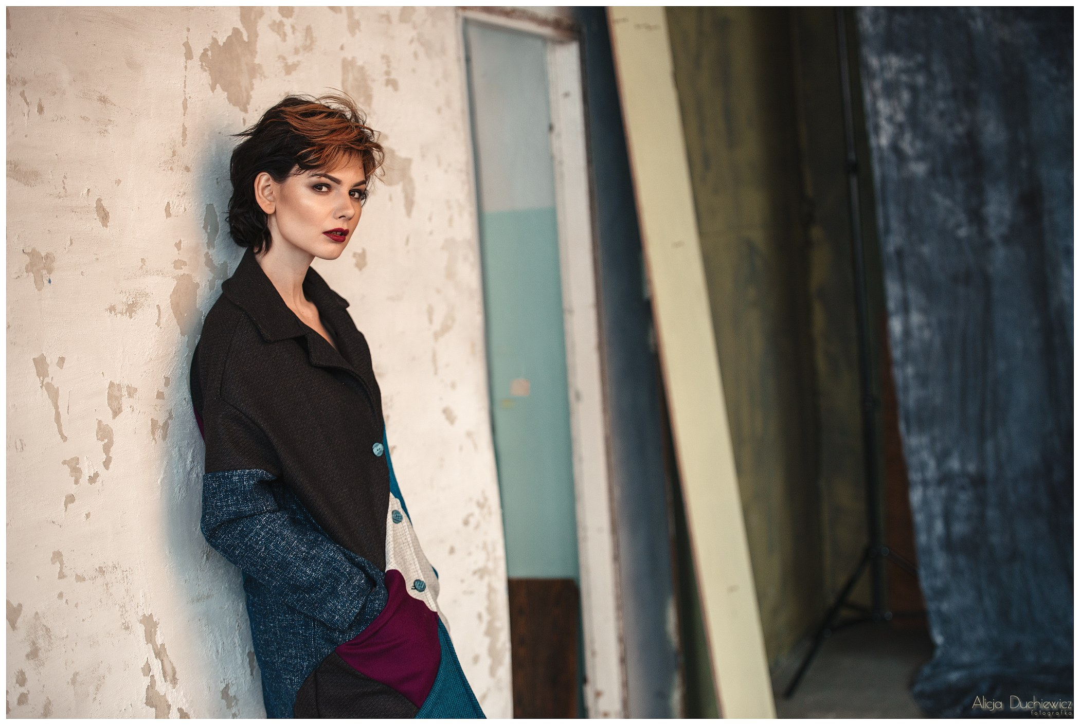sesje zdjęciowe warszawa, sesja fashion