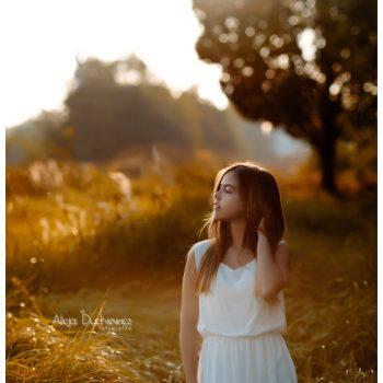 Weronika, Fotografia dziecięca
