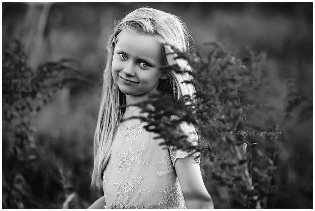Milenka // 2016r // fotografia dziecięca
