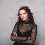 Magda Radziej Harpiya, sesja wizerunkowa Warszawa