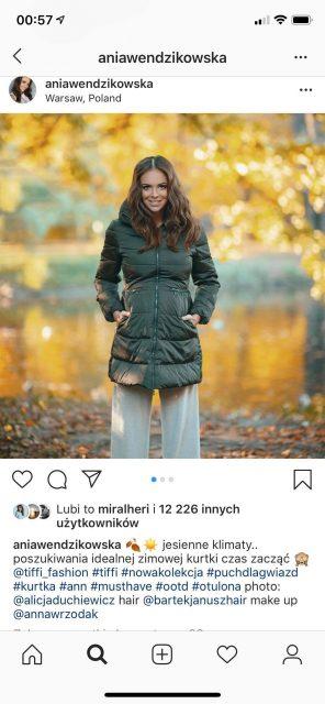 Dziennikarka Ania Wendzikowska - sesja zdjęciowa by Alicja Duchiewicz Fotografka // Publikacja na instagramie