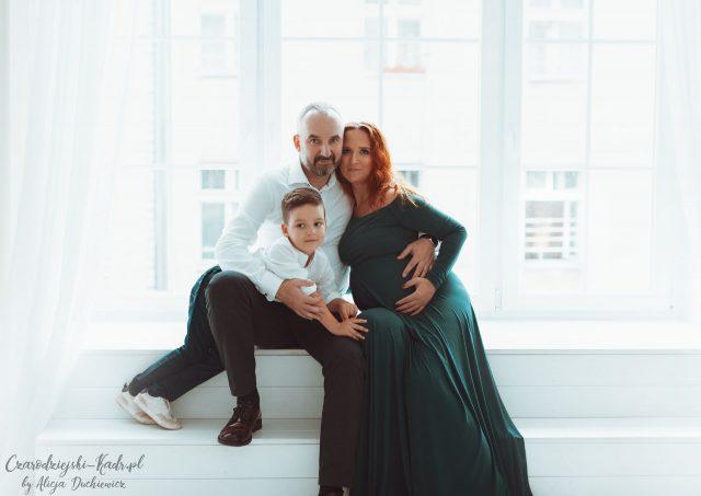 Wspaniała rodzina - fotografia rodzinna