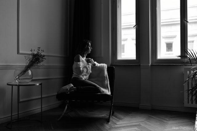Portretowa sesja zdjęciowa w Warszawie