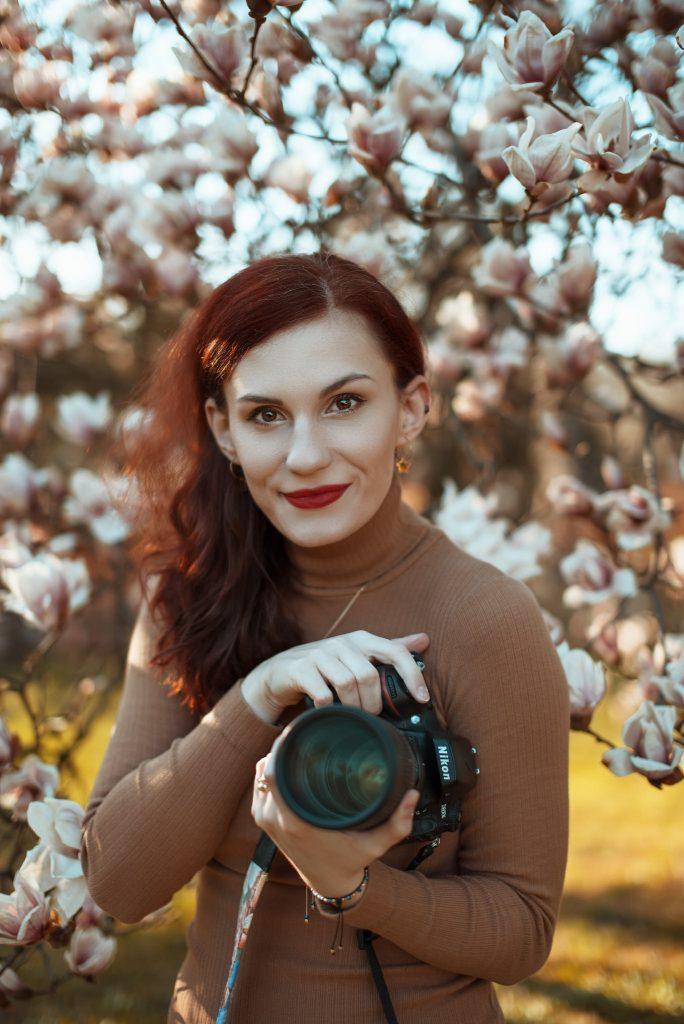 Alicja Duchiewicz Fotografka // fot: Kuba Potocki