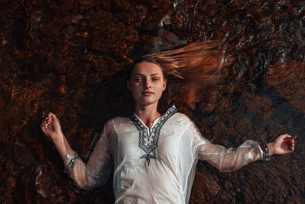 Artystyczna sesja zdjęciowa, fotografka Alicja Duchiewicz