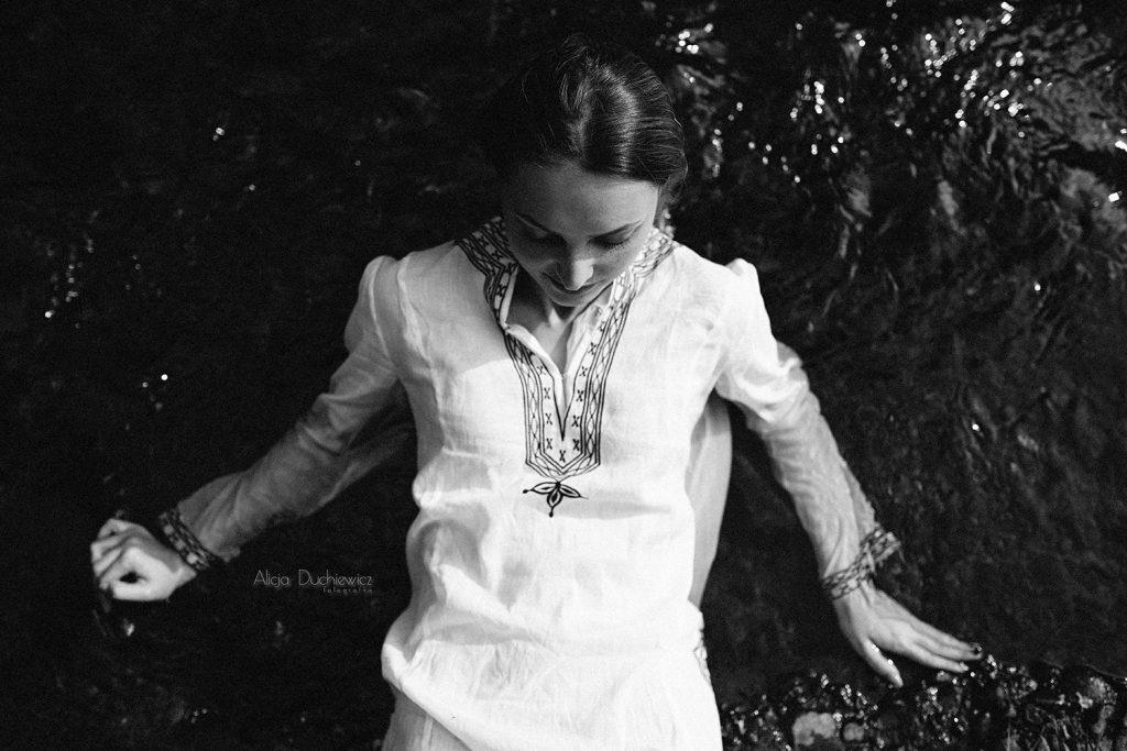 Artystyczna fotografia, czarno-białe, fotografka Alicja Duchiewicz